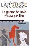 echange, troc Jean Giraudoux - La guerre de troie n'aura pas lieu, texte intégral