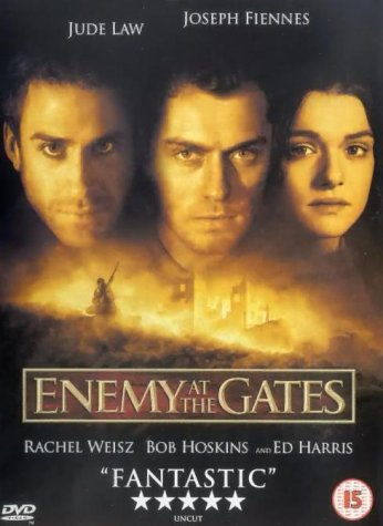 Enemy at the Gates [2001] [DVD]