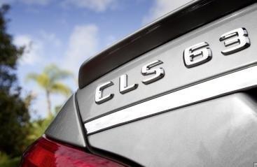 Badge AMG 63 de Coffre Arrière Compatible CL63, E63, ML63, S63, SL63, CLK63, CLS63