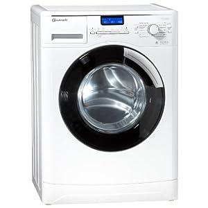bauknecht wa uniq 814 fld ecostyle waschmaschine aab a. Black Bedroom Furniture Sets. Home Design Ideas