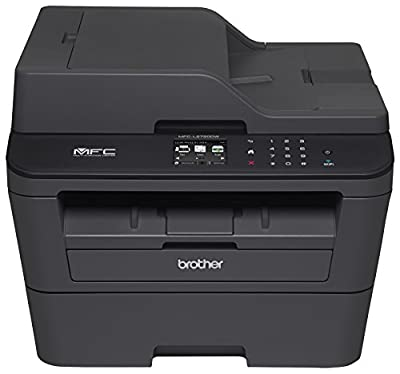 Brother Printer MFCL2720DW Compact Laser All-In One with Wireless Networking and Duplex Printing
