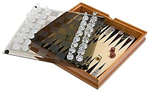 Glass & Wood 3 Game Set