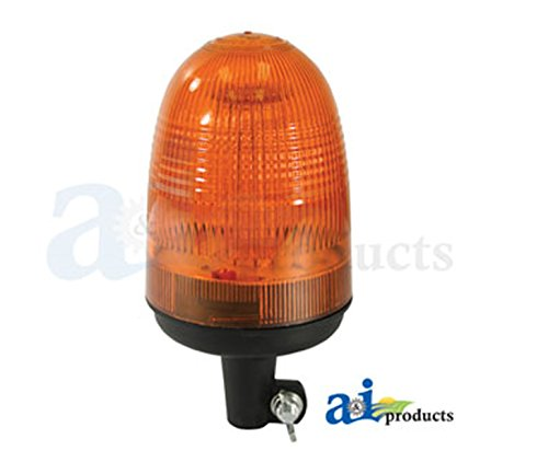 Bla9810 Universal Beacon Led Light 3 Flash Options For Industrial And Agricultural Applications