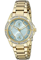 Citizen Women's FD3002-51X Drive from Citizen Eco-Drive POV Analog Display Japanese Quartz Gold Watch