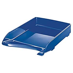 Leitz 52200035 letter tray elegant a4 plastic blue office products