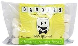 Dandies - Vegan Air-Puffed Marshmallows Classic Vanilla - 10 oz.(pack of 2)