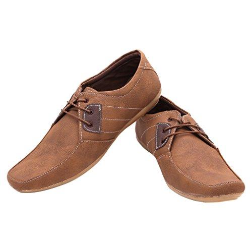 FBT Men's 599 Beige Casual Shoes