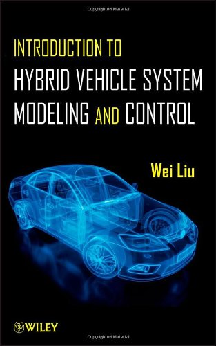 Introduction To Hybrid Vehicle System Modeling And Control front-496097