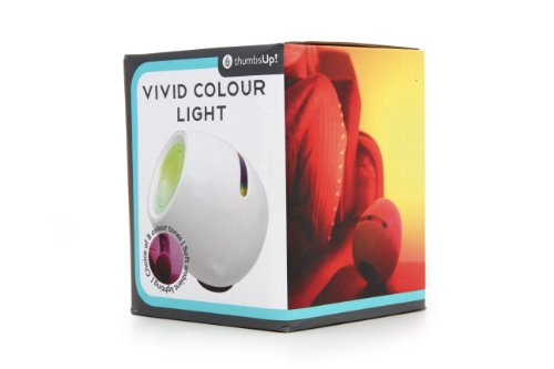 fergie rossa mini lampe ambiance multi couleur. Black Bedroom Furniture Sets. Home Design Ideas