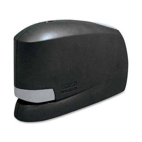 Stanley Bostitch -Electric Stapler With Anti-Jam Mechanism, 20-Sheet Capacity, Black