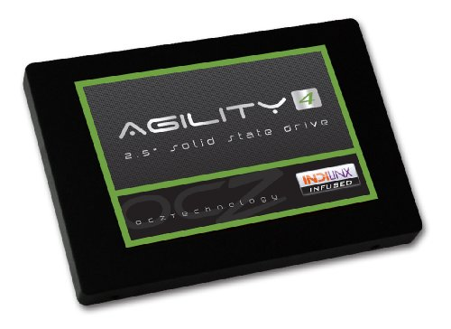 OCZ Technology 128GB Agility 4 Series SATA 6Gb/s 2.5-Inch Solid State Drive( SSD) With Up to 420 MB/s Read And 72K Max.IOPS- AGT4-25SAT3-128G