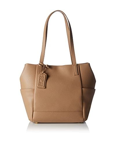 TO BE by Tom Beret Borsa A Spalla Cappuccino