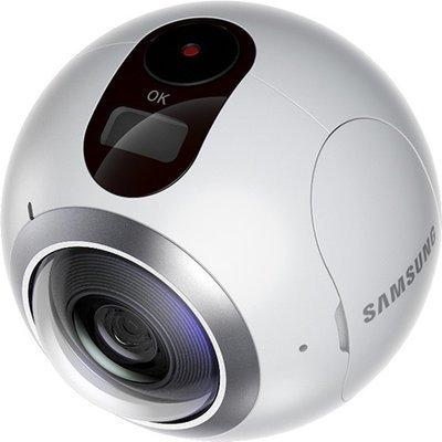 Samsung-Gear-360-VR-Kamera-White-SM-C200NZ