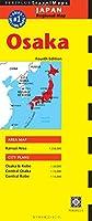 Osaka Travel Map Fourth Edition