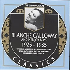 Featured recording Blanche Calloway and her Joy...