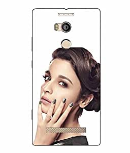 Case Cover Bollywood Printed Multicolor Hard Back Cover For Gionee Elife E8