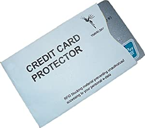 Amazon RFID Protector for ID Credit Card Business