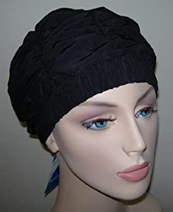 Fashy Swimming Hat - Black, one size