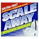 Scale Away Ultra-Fast Appliance Limescale Dissolving Descaler Sachet