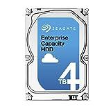 Seagate シーゲイト 内蔵ハードディスク Enterprise Capacity 3.5 HDD 4TB ( 3.5 インチ / SATA 6Gb/s / 7200rpm / 128MB ) 正規輸入品 ST4000NM0033