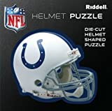 Indianapolis Colts Team Helmet Puzzle