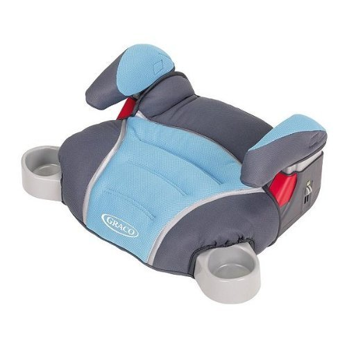 Graco Backless Turbobooster - Oceanic front-894826
