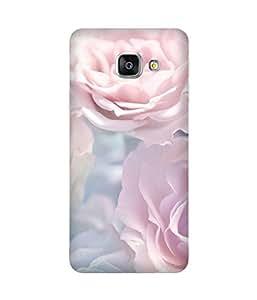 White Rose Samsung Galaxy A3 Case