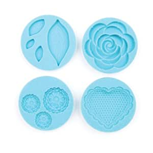 Martha Stewart Crafts Martha Stewart Crafts Silicon Clay Molds, Romantic