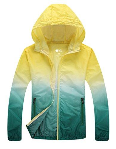 ZSHOW-Femme-Veste--Capuche-de-Sport-Lger-Protection-UV-Coupe-Vent--Schage-Rapide-Fermeture-clair