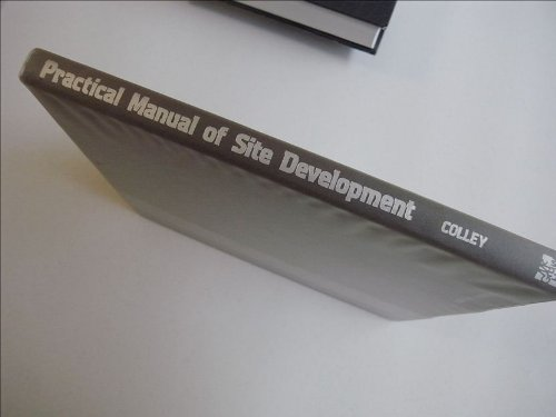 Practical Manual of Site Development