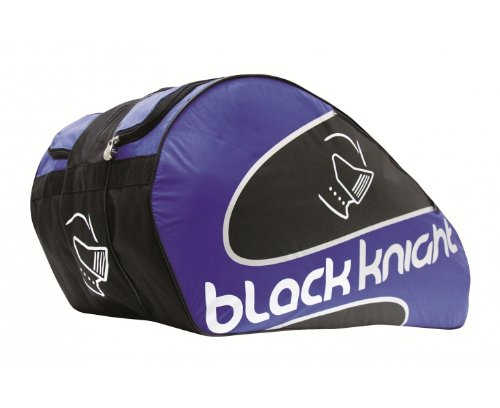 Black Knight Triple Gear Bag (Blue/Black)