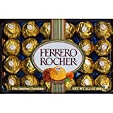FERRERO ROCHER 48CT HAZELNUT CHOCOLATES GIFT BOX