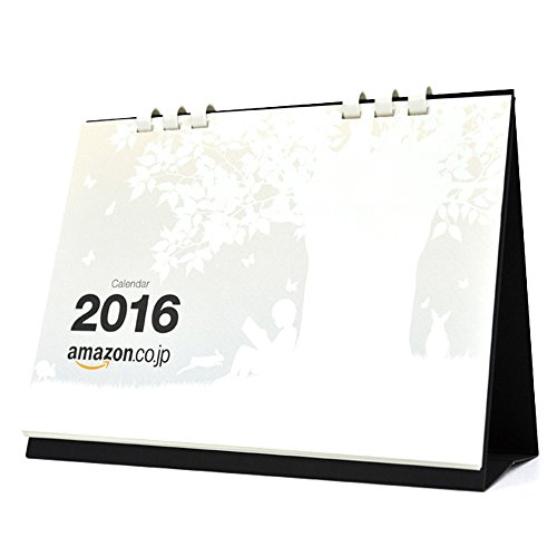 Amazon.co.jp限定 オリジナル カレンダー 2016 卓上 kindle