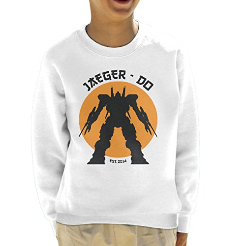 Jaeger Do Pacific Rim Karate Kid Kid's Sweatshirt