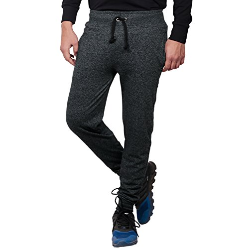 A very comfortable jogger pant by Swag. Features of this product are:-  . Made from super soft grindle cotton . Elasticated waist with drawstring . Zipper pockets and ribbed cuffs . Perfect for gym, jogging and casual wear  The material is light and breathable while the overall fit very slim making it useful for workouts especially in the summers.