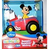 Disney Mickey Mouse Clubhouse Bumpin Bouncin Mickey