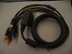 Component HDTV AV Cable for Xbox 360