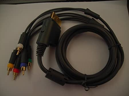 HD Component AV Cable for Xbox 360