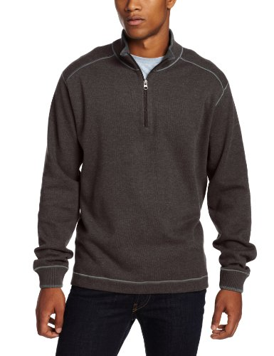 Cutter & Buck Men'S Cb Drytec Half Zip Overknit, Monarch, Large