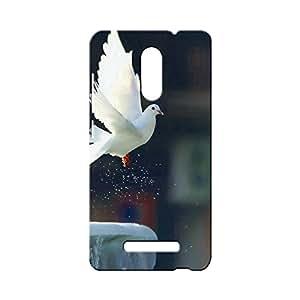 BLUEDIO Designer 3D Printed Back case cover for Xiaomi Redmi Note 3 / Redmi Note3 - G5106