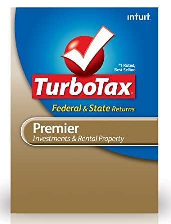 TurboTax Premier Federal + E-File + State 2012 for Mac [Download]