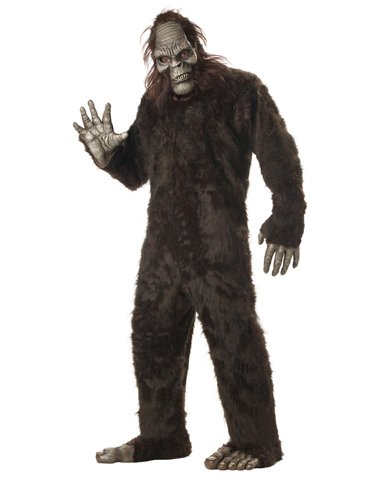 California Costume Collection - Big Foot Adult Costume