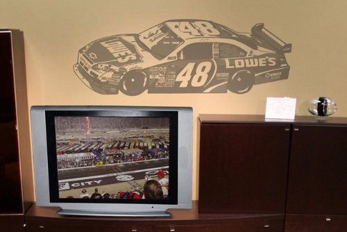 jimmie johnson 48 decal. Decal Jimmie Johnson 48