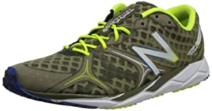 New Balance Men's M1400 NBX Running Shoe Running Shoe,Grey/Yellow,14 D US