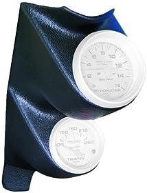 Auto Meter 15312 Gauge Works Dual Gauge Pod