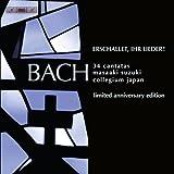 echange, troc Masaaki Suzuki - Bach : Erschallet, Ihr Lieder ! - 34 cantates