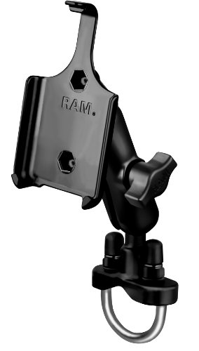RAM Mounting Systems RAM-B-149Z-AP9U Ram Mount U-Bolt Rail Mount for Apple iPhone 4