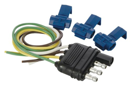 Buy Cheap Hopkins 48105 12 4-Wire Flat Trailer Connector