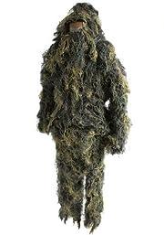ギリースーツ ミリタリー 特殊隠密行動戦闘服 スナイパー 第一空挺団【MARPAT】