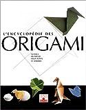 echange, troc Zülal Aytüre-Scheele - L'Encyclopédie des origami, 3 volumes : Pliages en papier pour petits et grands - Nouveaux pliages en papier pour petits et gr